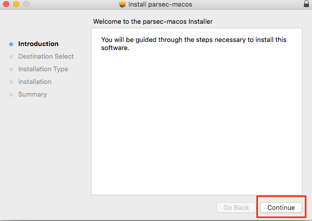 Setting Up Parsec On MacOS – Parsec